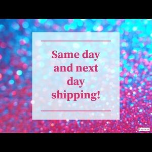 Other - Same day and next day shipping!